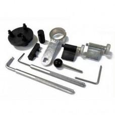 Set orodja za blokado dizelskih  motorjev VAG, WEBER TOOLS