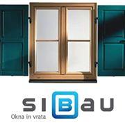 Okna-vrata Sibau