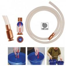 Cev za črpanje - ročna črpalka BGS Technic