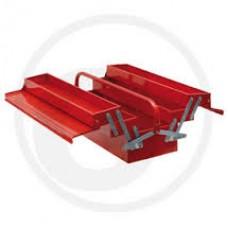 Zaboj za orodje rdeči