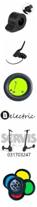 Servis električnih skirojev Delectric