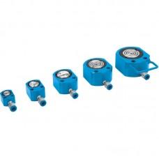 Hidravlični cilinder - ozki za ležaje, peste 10T FERVI